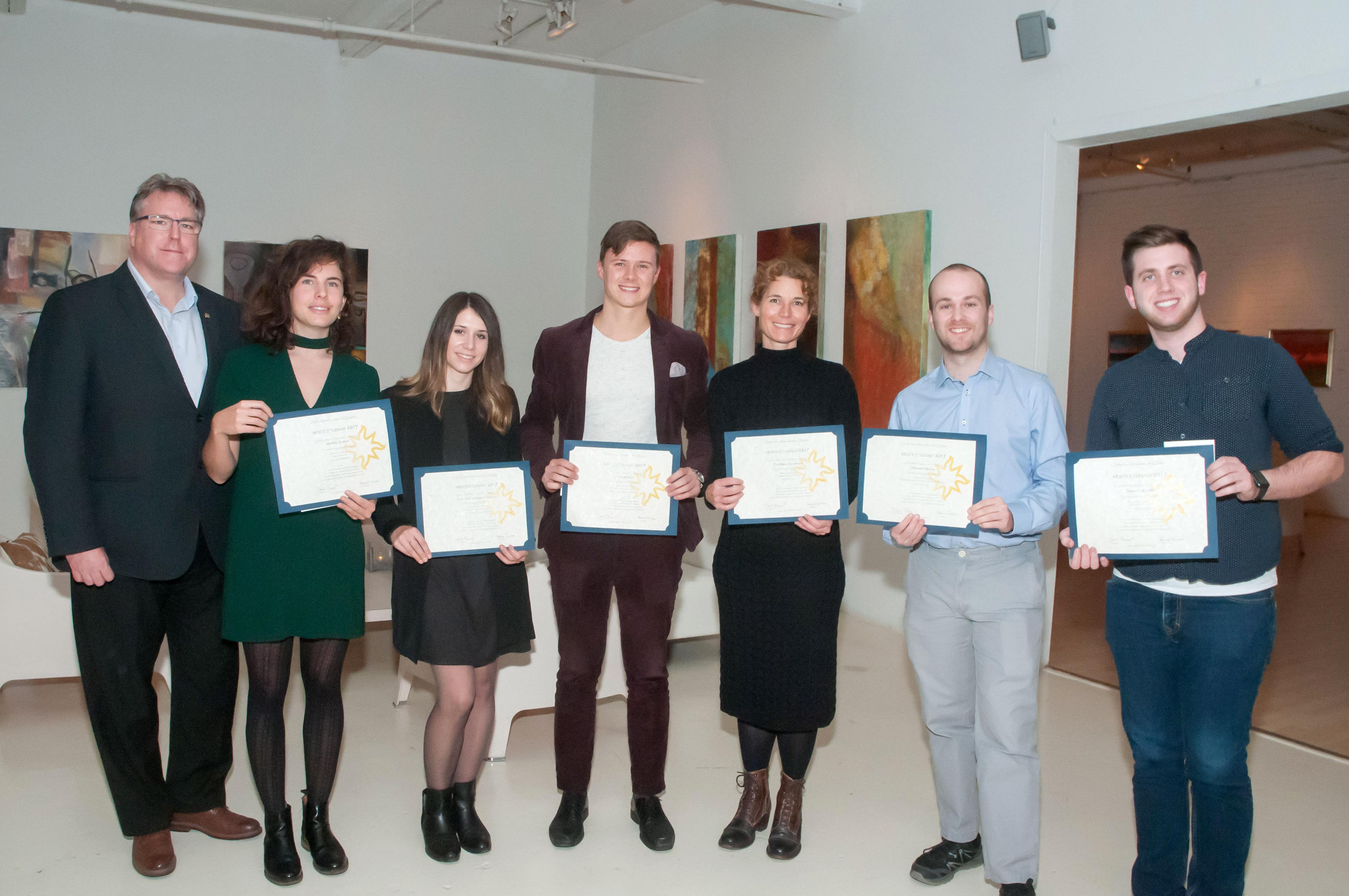OUQ - L'Ordre des urbanistes du Québec décerne plusieurs prix lors de son Gala Excellence, dans le cadre de la Journée mondiale de l'urbanisme