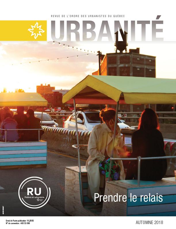 OUQ - Image lauréate – Concours photo Faites la UNE d'Urbanité!