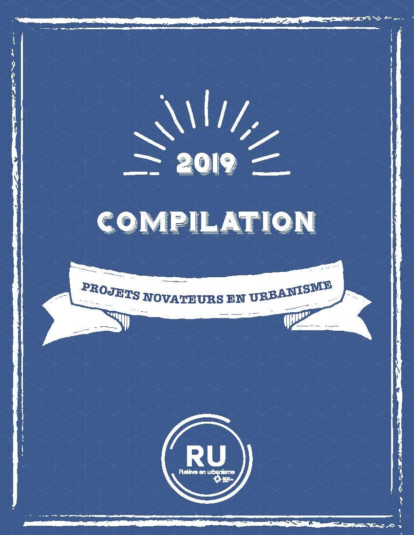 OUQ - La compilation 2019 des projets novateurs en urbanisme est maintenant disponible !